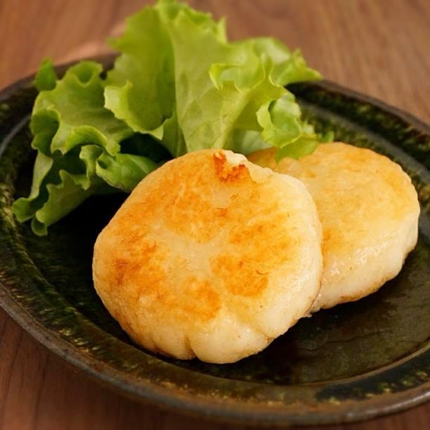 โมจิมันฝรั่งไส้ชีส