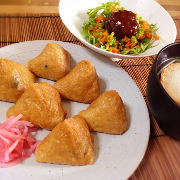 อินาริซูชิ อร่อยแบบพอดีคำ